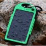 Cargador Solar Portatil Power Bank De 5000 Mah