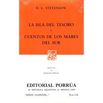Isla Del Tesoro / Cuentos De Los Mares Del Sur - Stevenson