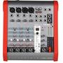 Mezcladora Proel Compacta De 6 Canales Y 2 Buses Mod. M602fx