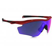 Oakley M2 Frame Xl Redline / + Red Iridum Oo9343-06