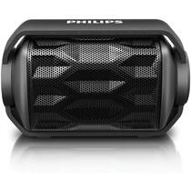 Bocina Philips Bt2200b/27 Shoqbox Mini Agua Ext Bluetooth -n