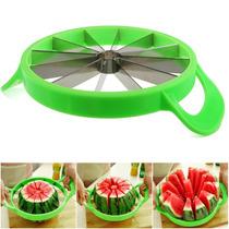 Rebanador Descorazonador De Frutas Melon Sandia Verde H3150