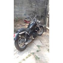 Dinamo Tipo Choper Negra Motor 150cc