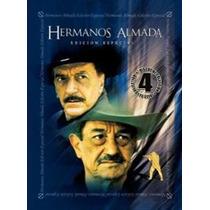 Dvd Mexicano Hermanos Almada Edicion Especial 4 Peliculas