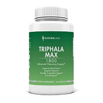 # 1 Top Rated Triphala En Amazon | Sistema Ayurvédica Potent