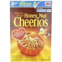 Honey Nut Cheerios Cereal Cajas 12.25 Onzas (paquete De 3)