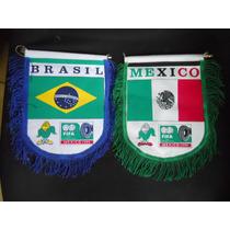 Par De Banderines Copa Confederaciones 1999