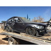 Bmw Serie 1 120i M 2009 Accidentado Solo Por Partes