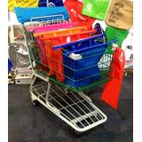 Bolsa Ecológica Para Carrito De Supermercado