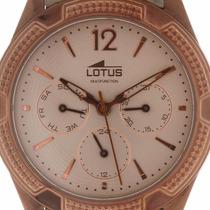 Reloj Lotus Extensible Marmoleado Unisex