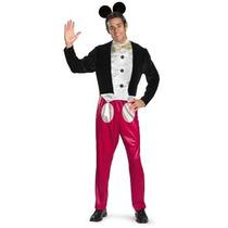 Disfraz De Mickey Mouse Para Adultos, Envio Gratis