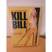 Kill Bill Vol. 1 Import Europa Uma Thurman Quentin Tarantino