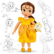 Muñecas Bella, Pocahontas Y Más Animator 40cm Disney Store