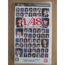 Playstation Psp Umd Akb1/48 Idol A Koi Shitara Japones Date