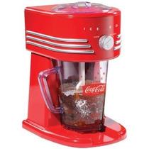 Nostalgia Electrics Coca Cola Serie Fbs400coke Frozen Fabric