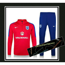 Inglaterra Training Pants Soccer 16-17