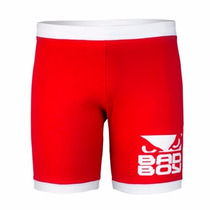 Bad Boy Americana Vale Tudo Short Red