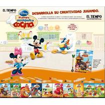 Mi Primera Enciclopedia De Cocina Disney 10 Vols