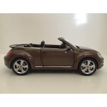 1/18 Vw Beetle Cabrio Kyosho Cafe Sistema De Pagos