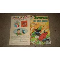 Comics De Epopeya Edit.novaro Años 70´s