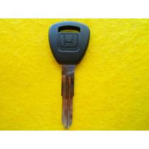 Llave Con Chip Honda Accord Y Civic 95-99 Doble Corte