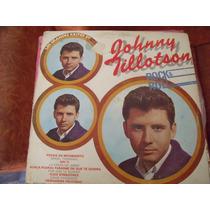 Lp Johnny Tillotson, Envio Gratis