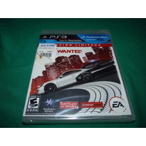 Need For Speed Wanted Play 3 Nuevo