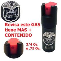 Gas Pimienta Spray Lacrimogeno .75oz Usa Promo 1 Gratis