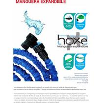 Manguera Expandible X Hoxe 22m Flexible Retractil Resistente