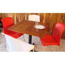 Mesas, Restaurante, Cafeteria, Barras, Fabricamos S/pedido