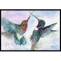 Combate Hummingbird Mat Interiores O Exteriores De 24x36 896