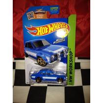 70 Ford Escort Rs1600 Rapido Furioso Hot Wheels Fast Furious