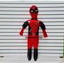 Disfraz De Deadpool Disfraces Super Heroes Deadpool Niños