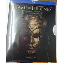 Juego De Tronos Temporadas 1-5 Game Of Thrones Bluray