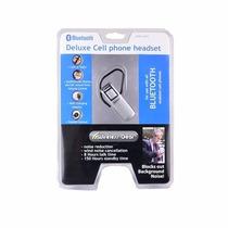Manos Libres Audifonos Bluetooth Inalambricos Celulares Gris