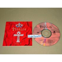 Thalia Love 1992 Melody Cd - Sin Dedicatoria Maria Mercedes
