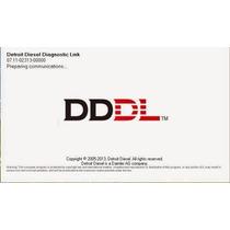 Detroit Diesel Dddl Software Diagnostico S60 Dd15 Mercedes