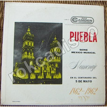Documental, Puebla, 1862-1962, Lp 12´, Sp0