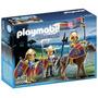 Playmobil 6006 Caballeros Reales Del León