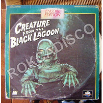 Disco Laser, Creature From The Black Lagoon, U.s.a.