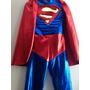 Disfraz Superman Y Batman Niño