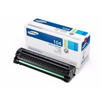 Toner Samsung 104 Mlt-d104s Ml-1660 Ml-1665 Scx-3200 Nuevo