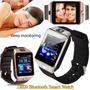 Reloj Teleléfono Inteligente Dz09 Gsm Sim Android Iphone