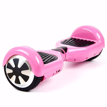 Patineta Electrica Smart Balance Rosa Scooter Airboard Msi