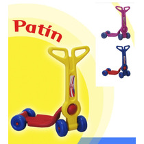 Montables; Patin (el Montable Ideal Para Tus Bebes)