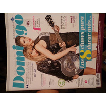 Revista Domingo Portada Grupo Ha-ash De Coleccion Hash
