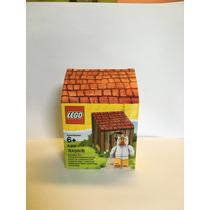 Pollo Minifigura Lego® Original Con Casita