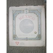 Calendario 1967 México Estampas Arqueológicas Siglo X I X