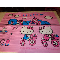 Cartel Hello Kitty Super Decorar Cuarto De Tu Peque