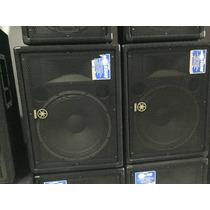 Bafles Par Yamaha Br15